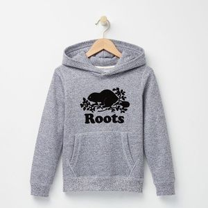 Roots Canada Logo Hoodie